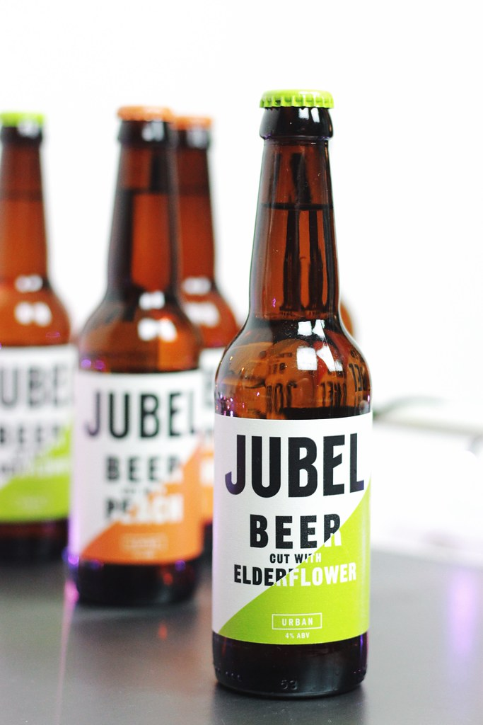 jubel elderflower beer