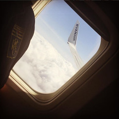 In volo con Ryanair