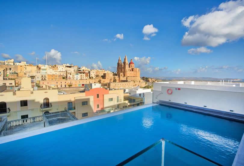 Pergola Hotel & Spa, Mellieha   Malta & Gozo