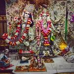 ISKCON Ahmedabad Deity Darshan 03 July 2019