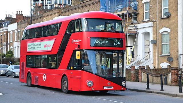 Arriva London - LT353 - LTZ1353