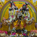ISKCON Vrindavan Deity Darshan 03 July 2019