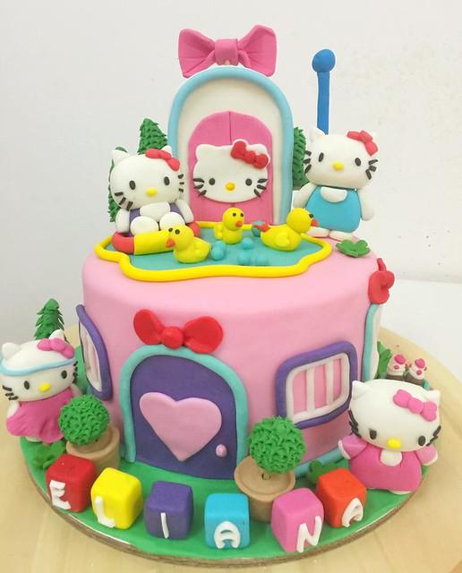 Cake by Kara's Cakes & Treats