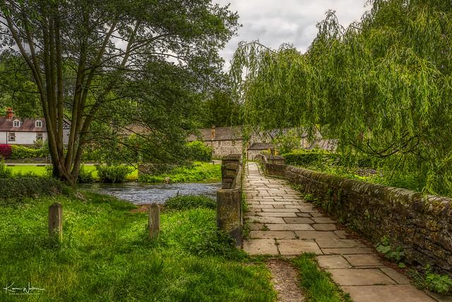 The Little Stone Bridge