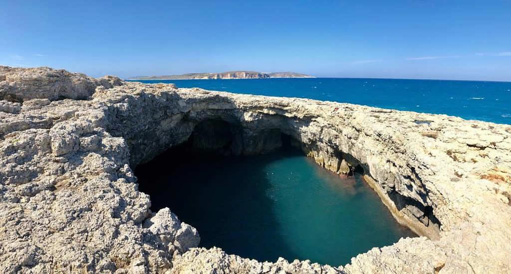 Onbekende hotspot op Malta: The Coral Lagoon, Mellieha | Malta & Gozo