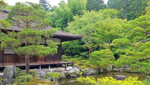 Ginkaku-ji-Tempel