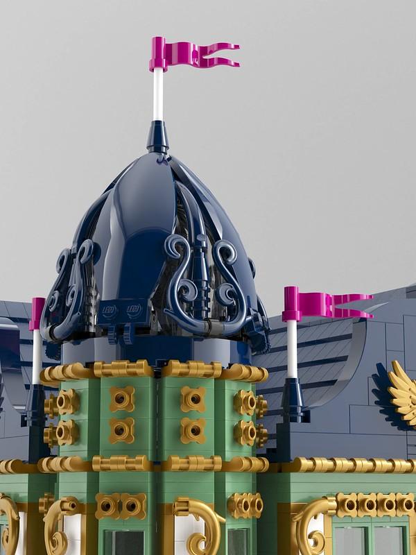 Rococo Modular