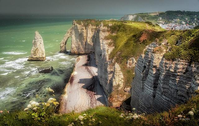 Etretat..Normandy (France)