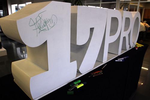Presentación Profesional: 17 PRO - año 2011