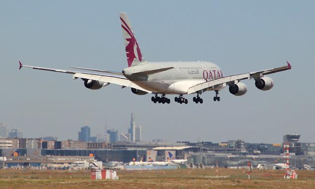 Qatar Airways, A7-APH, MSN 0197, Airbus A 380-861, 29.06.2019,  FRA-EDDF, Frankfurt