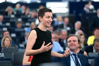 Welcome speech of Ska Keller on behalf of the Greens/European Free Alliance (Greens/EFA) group