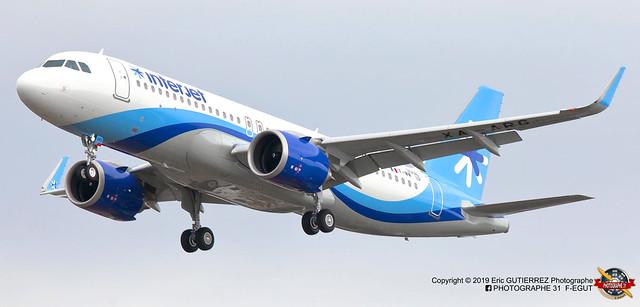 AIRBUS A320-251Neo (MSN 9056)