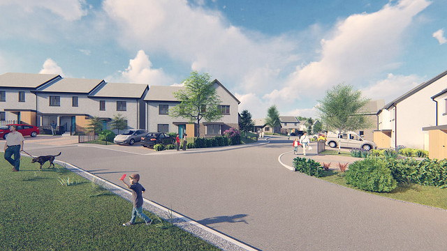 Housing Proposal in Wales