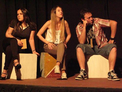 Muestra de Teatro - año 2011