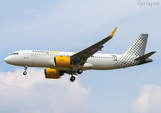 F-WWDC Airbus A320 Neo Vueling