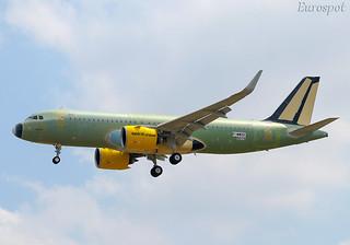 F-WWDD Airbus A320 Spirit