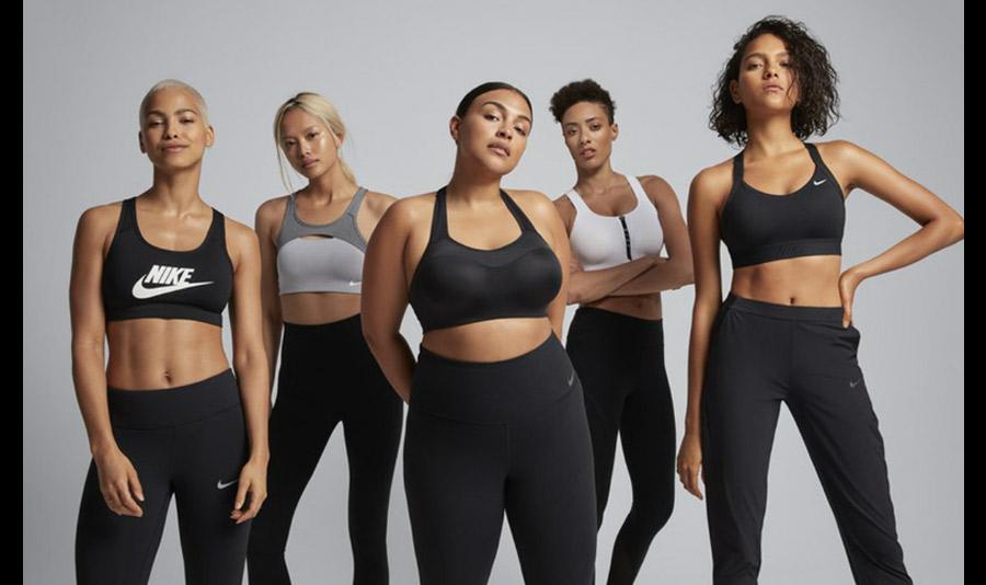 Nike lanza línea plus size
