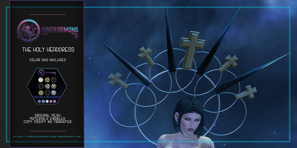 {ID} The Holy Headdress