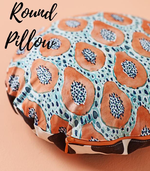 Pillow Parade ROUND