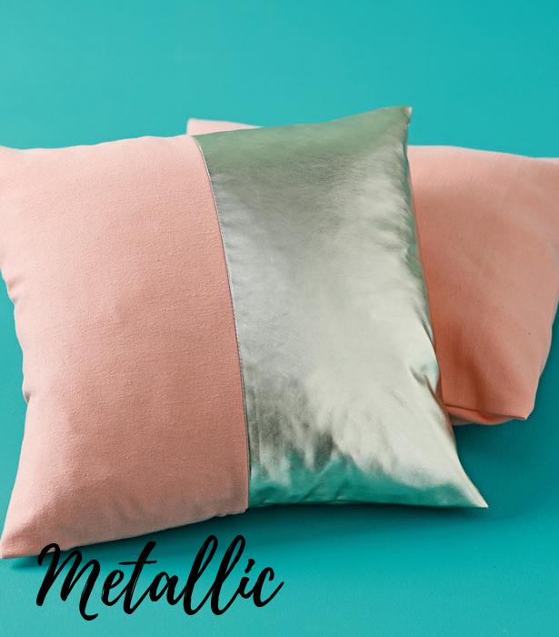 Pillow Parade METALLIC