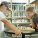 Sun, 2019-06-02 11:44 - Broc and Charlie playing chess