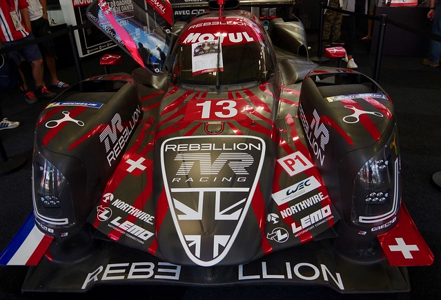 Rebellion R13 TVR