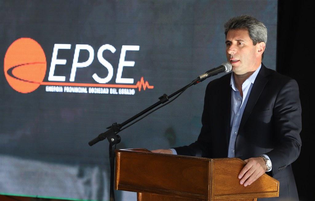 2019-07-03 PRENSA: Sergio Uñac Firmo el Contrato para la Construcción de la Ultima Etapa de El Tambolar