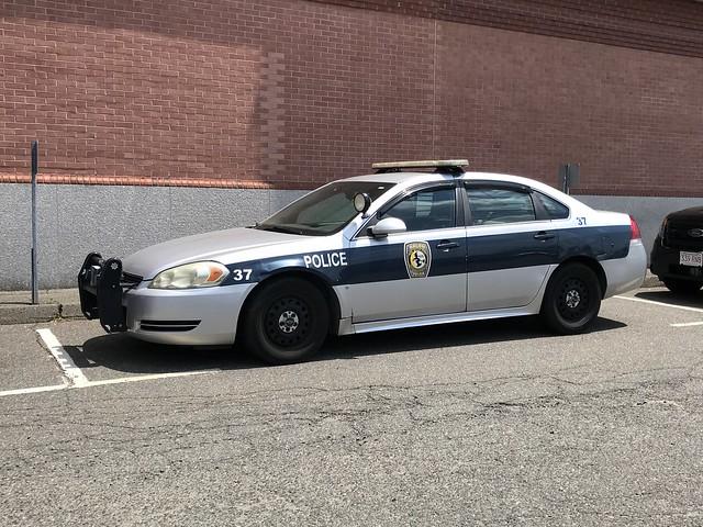 Salem, MA Police Chevrolet Impala (37)