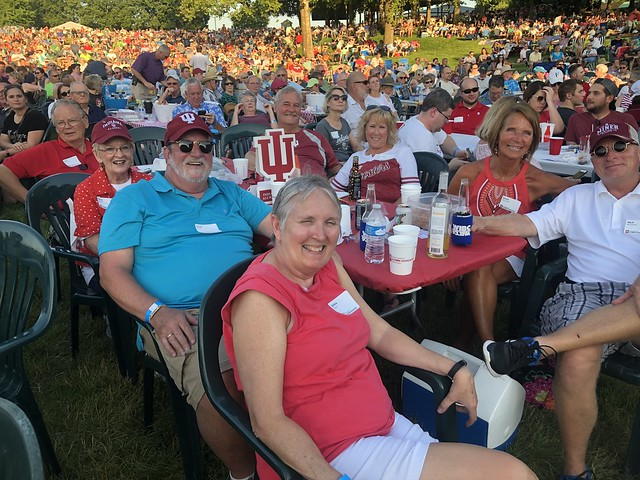 IUAA Kokomo Region Annual Symphony on the Prairie - 2019