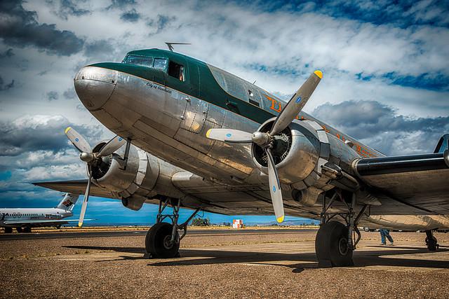 Erickson Collection DC-3