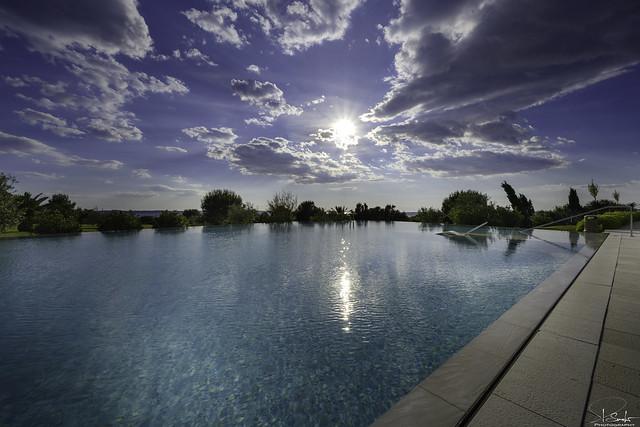 Pool feeling in Falkensteiner Hotel & Spa Ladera - Croatia