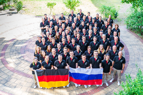 Vorbereitung Team Germany WorldSkills Kasan 2019