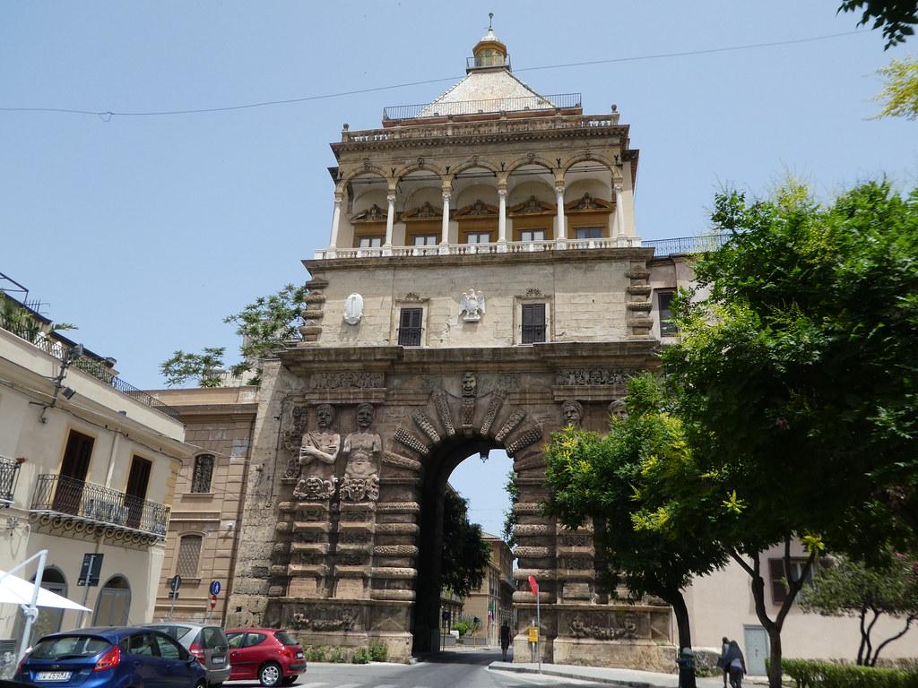 Nuova Gate, Palermo