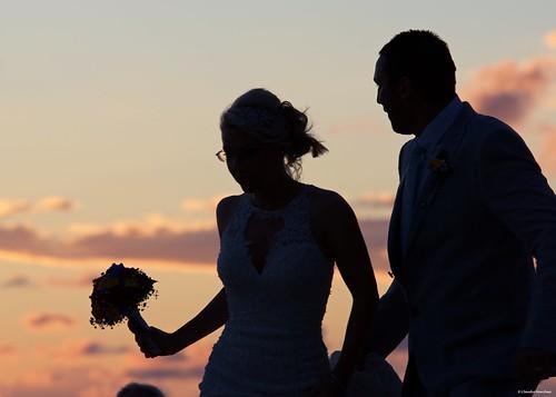 maradiva flicenflac mauritius flic en flac sunset people sea ocean deck dusk sun pentax pentaxk3ii pentaxart romantic pentaxcamera tamron tamron70200 tamronlens tamronart bride groom redsky
