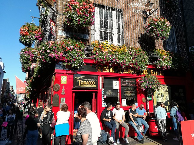Temple Bar a Dublino
