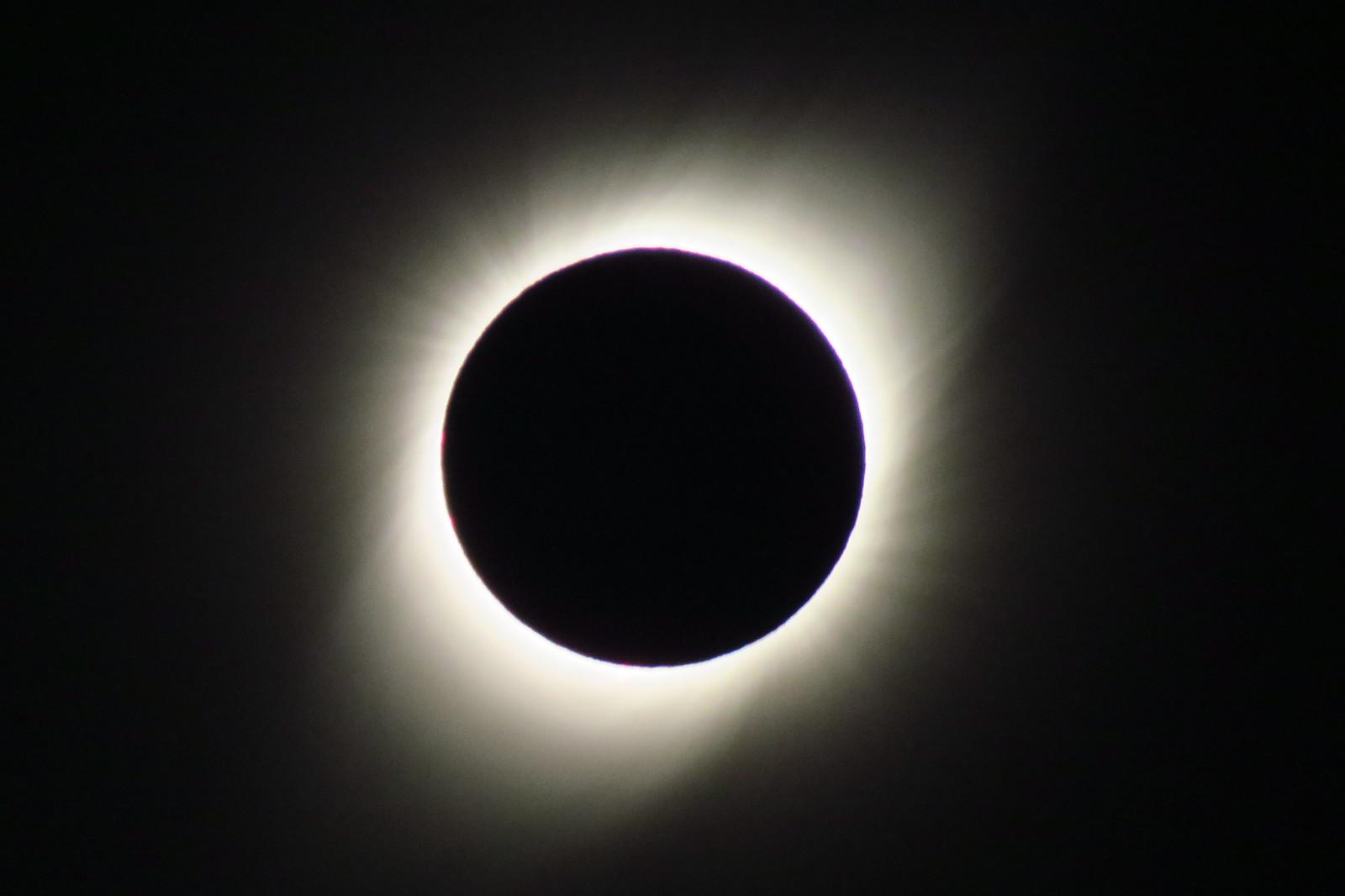 Eclipse in Chile