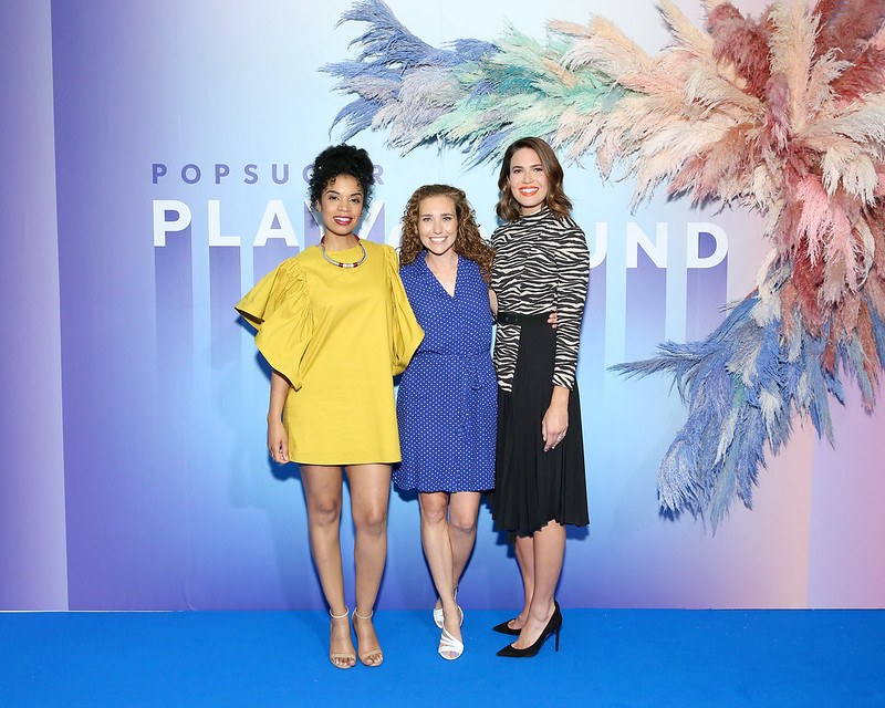 POPSUGAR Play/Ground 2019 – Day 1