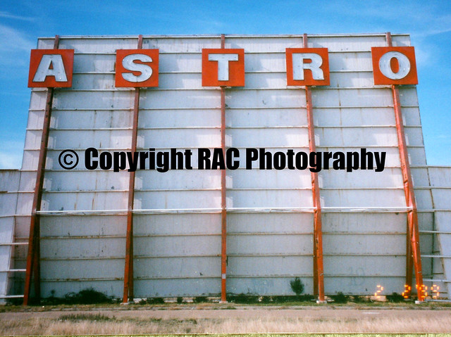 Astro Drive In Theatre - Oak Cliff (Dallas) Tx   DEMOLISHED  Photo #1