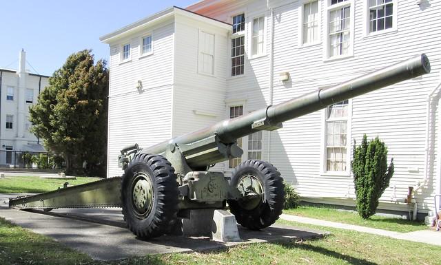 155 MM Gun Model 1918