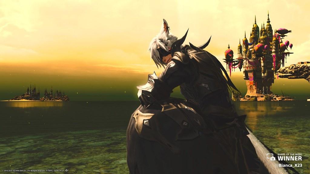 Share of the Week – Final Fantasy XIV: Shadowbringers