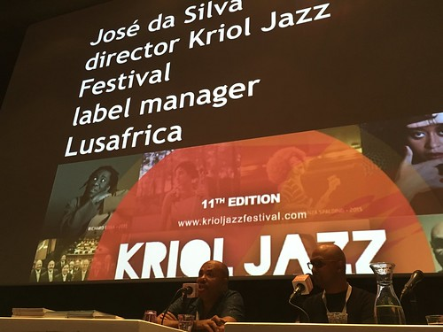 WBC@inJazz - Kaapverdische muziekscene