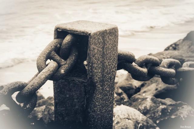 'Chains Of Alcatraz'