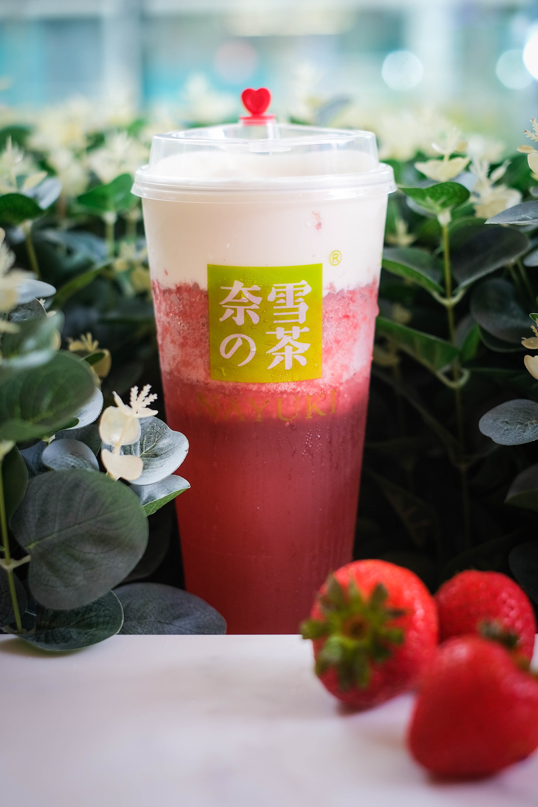 Nayuki Supreme Strawberry