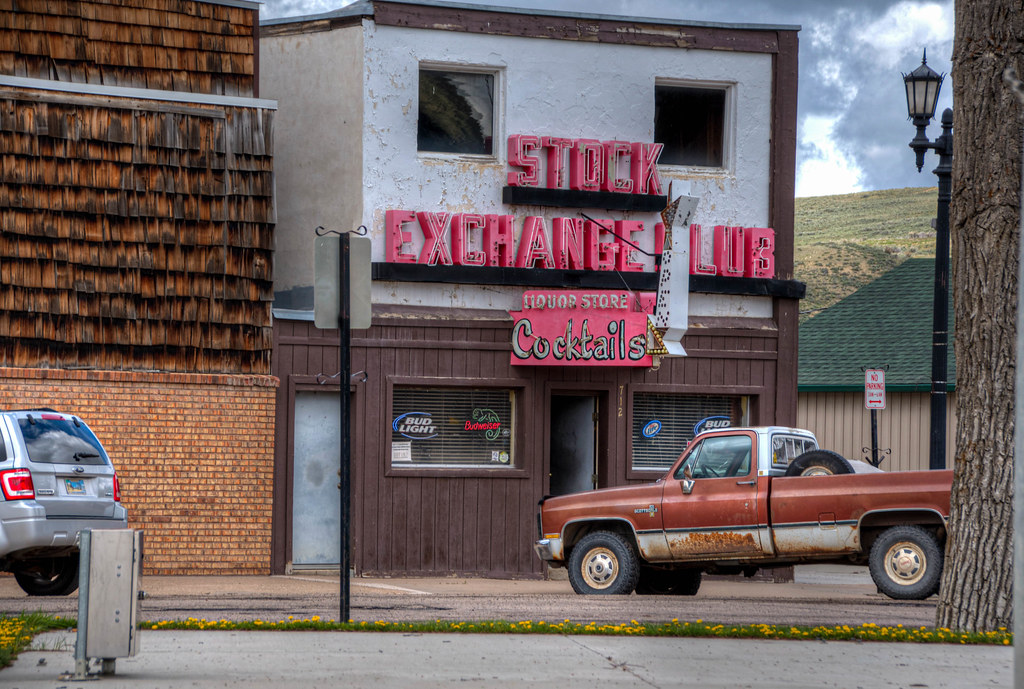 The Stock Exchange Club Bar