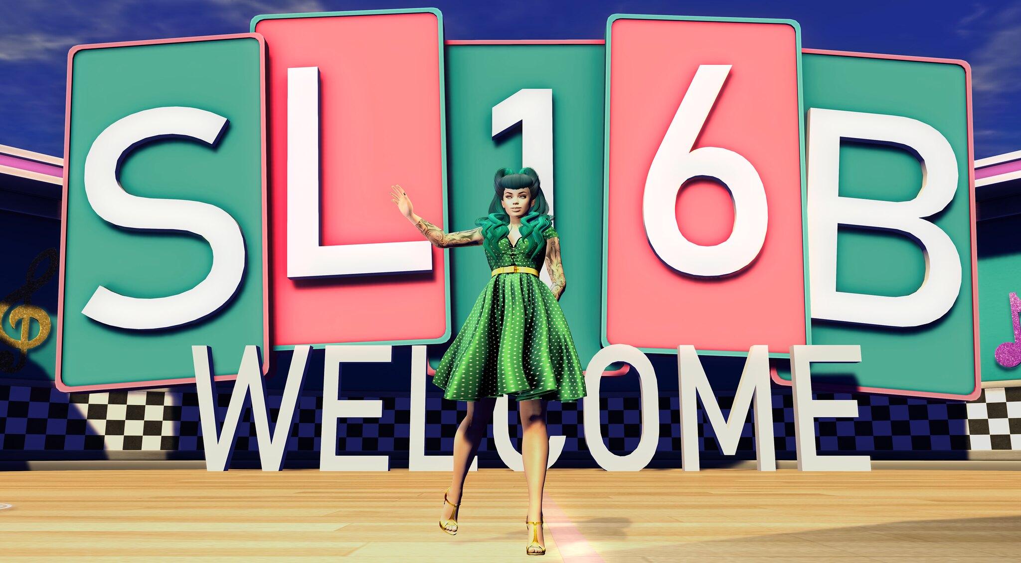 SL16B Welcome Area