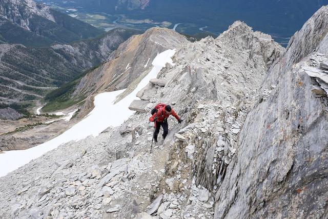 Scrambles - Mt. Cory-25