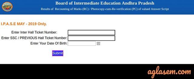 AP Inter 2nd Year Results 2020 AP Inter 2nd Year Results 2020 (Released) - Check at bie.ap.gov.in