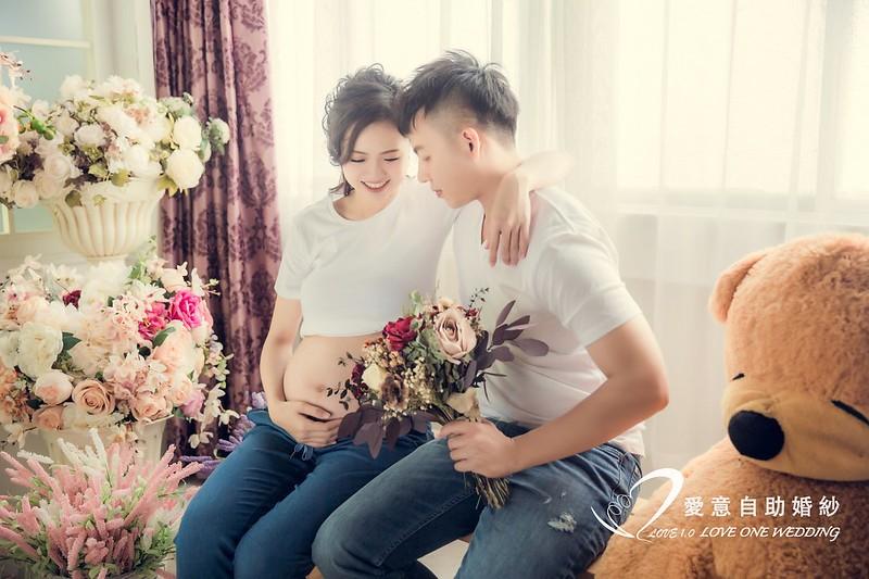 高雄愛意孕婦寫真推薦1207