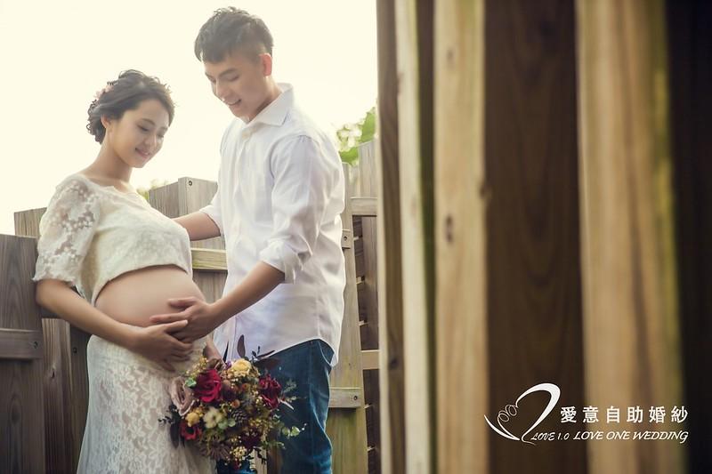 高雄愛意孕婦寫真推薦1223