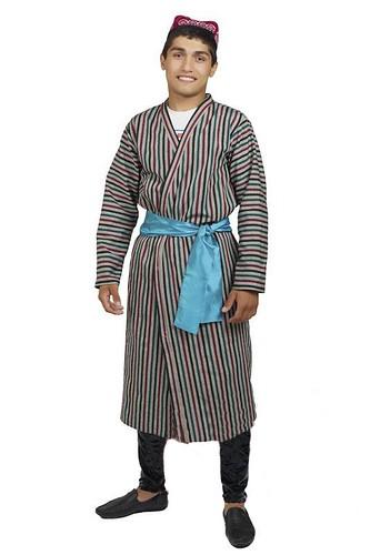 Мужской карнавальный костюм Узбекский